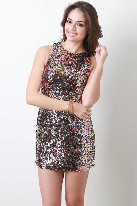 Party Confetti Dress